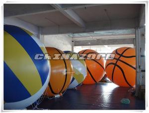 New Design Basketball Replica Helium Balloon Factory Price pictures & photos