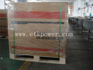 Strong Carton Packing Diesel Generator Set (5KW) pictures & photos