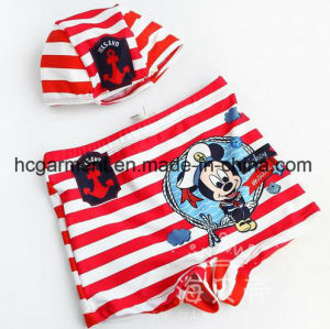 Baby Swimming Pants. Kids Cartoon Printed Swimming Wear pictures & photos