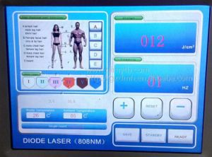 Good Price Portable Painless 808 Diode Laser Hair Removal Machine pictures & photos