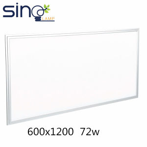 1200*600mmn Non-Flickering Aluminum Frame LED Ceiling Panel pictures & photos