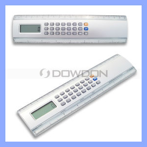 20cm 8-Digit Ruler Calculator (Ruler-01) pictures & photos