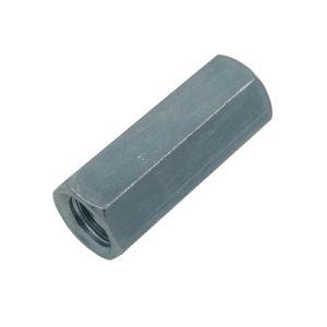 DIN6334 Mild Steel Hexagon Coupling Nut