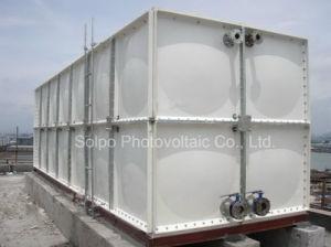 GRP /SMC/ Fiberglass Water Storage Pressure Tank