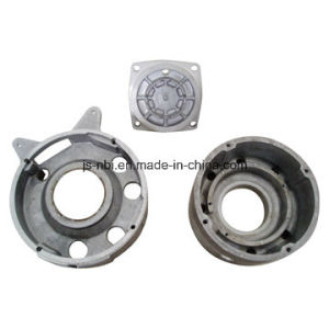 OEM/Aluminum Alloy Die Casting A380 Material Motor Housing for Motorcycle Industry ISO Certified pictures & photos
