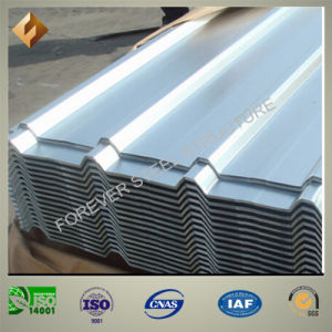 Galvanized Steel Sheet for Steel Structure Building (0.5*1000*2000mm)