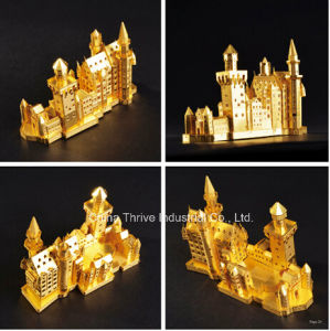 Mew Design 3D Metal Model -Neuschwanstein Castle pictures & photos