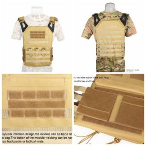 Sports Molle Tactical Bulletproof Military Tactical Gear Vest Cl4-0029 pictures & photos