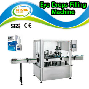 Electronic Competitive E-Liquid Filling Line Yys-1 pictures & photos