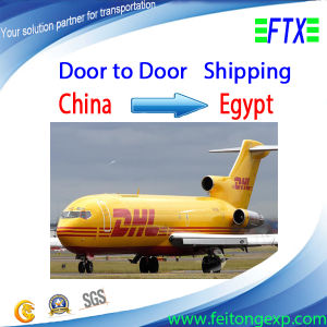 DHL Shipping From China to Alexandria/Cairo Egypt