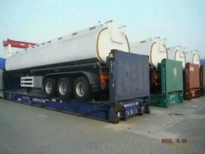 China 30000L to 50000L Fuel Tank Semi Trailer pictures & photos