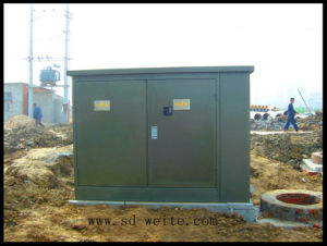 American Box-Type Power Regulation Transformer for Power Supply From China Manufacturer