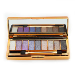 9 Color Diamond Shining Eye Shadow Palette Wei Ni Xiao Xiong Series Makeup Eyeshadow pictures & photos