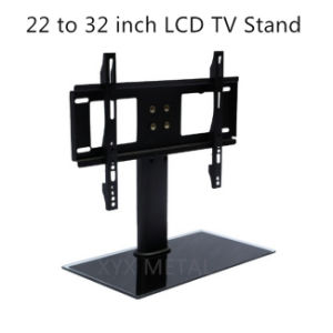 Two Using Television Wall Mount Rack and TV Stand pictures & photos