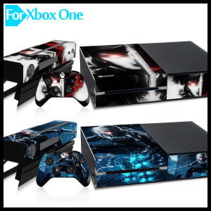 Vinyl Skin Sticker for xBox One Game Console Controller Kinect Sensor pictures & photos