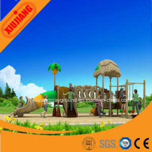 Kids Plastic Commercial Outdoor Playground Equipment pictures & photos