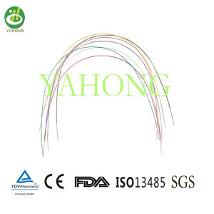 Hot Sale Orthodontic Arch Wire with CE, ISO, FDA pictures & photos