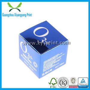 Custom Empty Cosmetic Cream Box Design pictures & photos