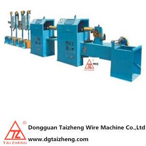 Flexible Wire Horizontal Pallet Wrap Machine pictures & photos