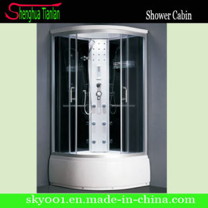 CE Approved Hydro Massage Glass Shower Steam Bathroom (TL-8851) pictures & photos