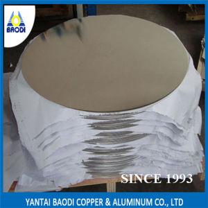 1050 1060 1100 3003 Hot Rolled Aluminium / Aluminium Circle for Cookers pictures & photos