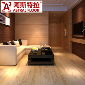 Llight Color Silk Surface German Technology Wooden Flooring pictures & photos