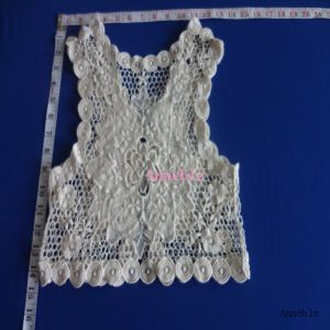 2015 Spring Summer Crochet Lace Tops