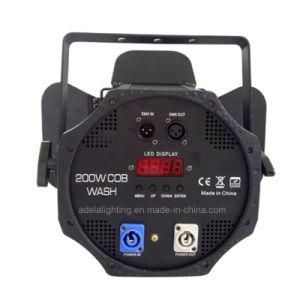 200W RGBW 4in LED COB PAR Light pictures & photos