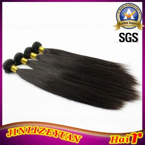 Virgin Remy Brazilian Human Hair Straight Hair Extension pictures & photos