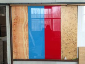 Cheap High Gloss UV MDF pictures & photos
