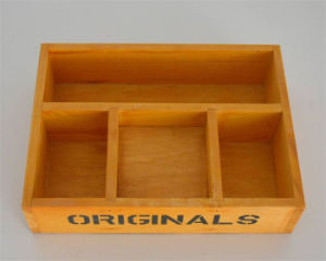 High End Handmade Wooden Box for Storage pictures & photos