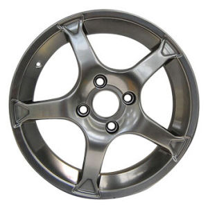 Aluminum Alloy Car Wheel with Via and TUV Certifications pictures & photos