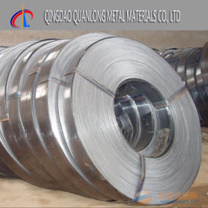 Gl Aluzinc G550 Galvalume Steel Strip for Making Pipe pictures & photos