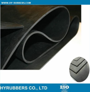 NBR/SBR/CR Rubber Sheet Industrial Rubber Sheet in Roll pictures & photos