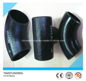 ASTM A234 Butt Welded Seamless Carbon Steel Fittings pictures & photos