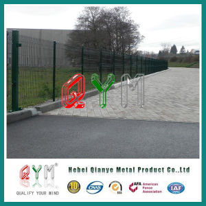 3D Double Galvanized Powder PVC Coated Welded Wire Fence pictures & photos