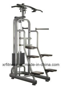commercial gym equipment names chin up and dip fitness equipment for gym use