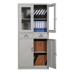 Metal Storage Cupboard with 2 Drawer pictures & photos