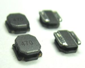 SMD Power Inductor 10uh, Rated Current: 2.10A (Irms) , DC Resistance: 64mohm pictures & photos