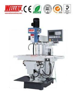 Economical CNC Drilling Milling Machine (CNC Turret Milling Machine XK7130 XK7130A) pictures & photos