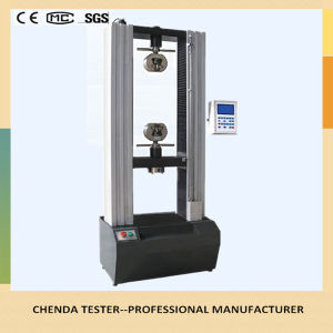 High Quality 50kn Digital Display Electronic Universal Test Machine pictures & photos