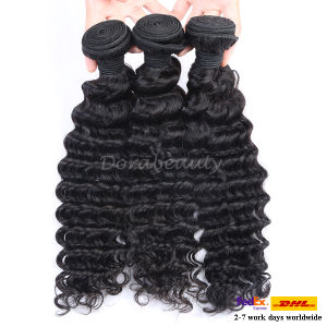 Brazilian Virgin Hair 100% 8A Unprocessed Remy Human Hair pictures & photos