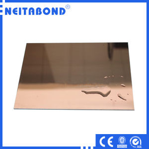 Mirror Surface Aluminum Composite Panel with Factory Price pictures & photos