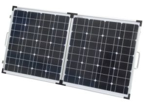 90W Mono Portable Folding Solar Panel for Camping. pictures & photos