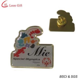Custom Bass Special Olympics Metal Badge (LM1737) pictures & photos