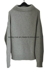 100%Cashmere Wholesale Knitted Pullover for Women pictures & photos