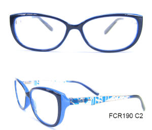 Italy Design Eyeglasses with Optical Lenses pictures & photos