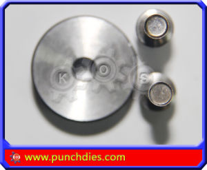 Round Blank Pill Press Dies for Tablet Press Machine Tdp-0 Tdp-1.5 Tdp-5 Tdp-6