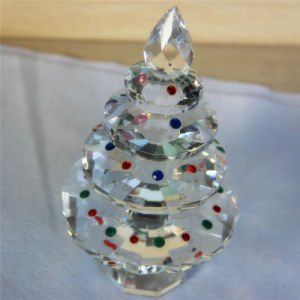 Crystal Christmas Trees for Holiday Decoration