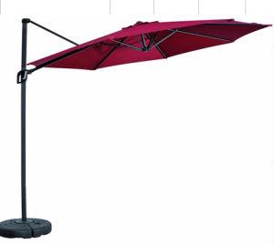 Steel Hanging Umbrella for Garden (U1089) pictures & photos